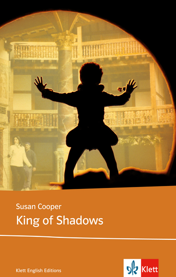 Cover King of Shadows 978-3-12-578147-4 Englisch