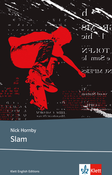 Cover Slam 978-3-12-579822-9 Nick Hornby Englisch
