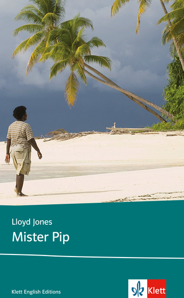 Cover Mister Pip 978-3-12-579886-1 Lloyd Jones Englisch