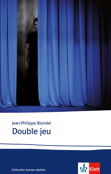 Cover Double jeu 978-3-12-592304-1 Jean-Philippe Blondel Französisch