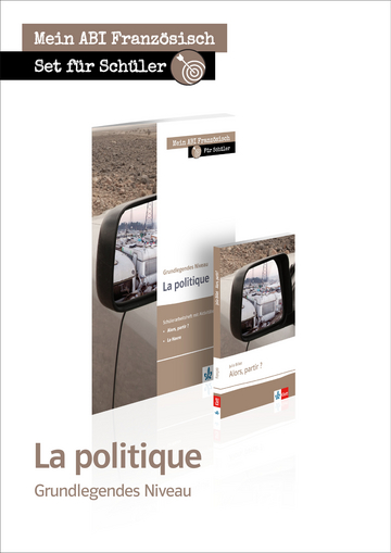 Cover Set La politique 978-3-12-592397-3 Julia Billet, Eva Müller, Isabelle Richter Französisch
