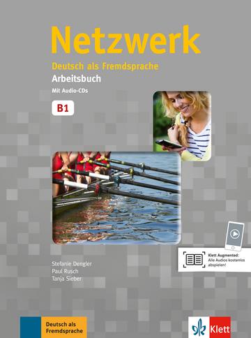 Netzwerk B1 Arbeitsbuch Mit 2 Audio Cds Klett Sprachen