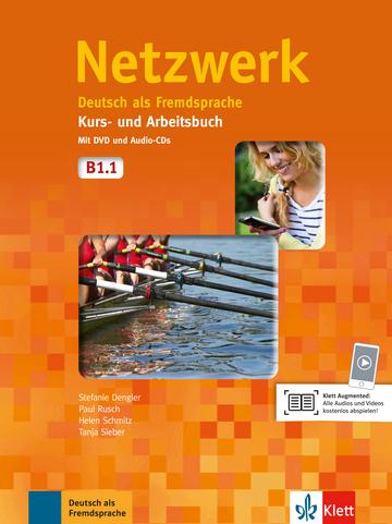 Netzwerk B1 Kurs Und Arbeitsbuch Mit Dvd Und 2 Audio Cds Klett