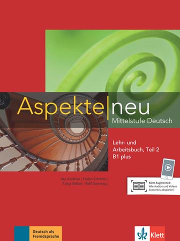Aspekte Neu B1 Plus Lehr Und Arbeitsbuch Mit Audio Cd Teil 2