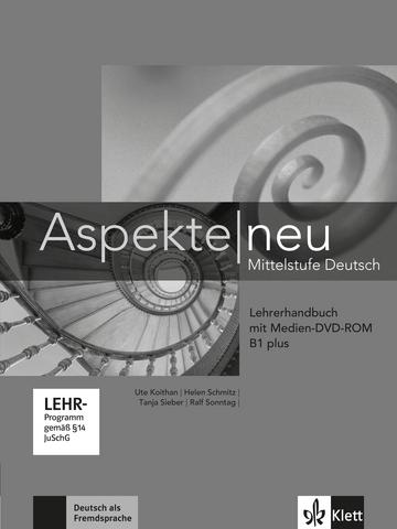 Aspekte Neu B1 Plus Lehrerhandbuch Mit Digitaler Medien Dvd Rom