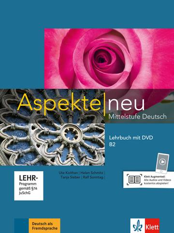 Aspekte Neu B2 Lehrbuch Mit Dvd Klett Sprachen