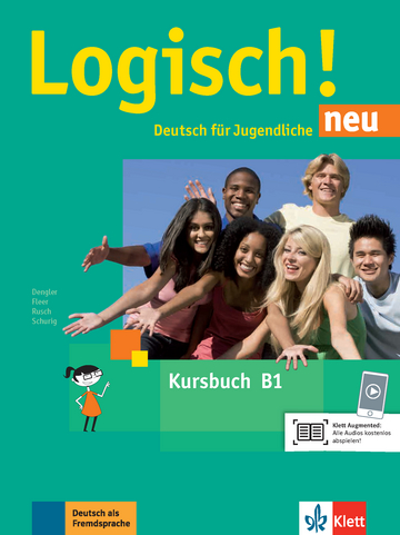 Logisch Neu B1 Kursbuch Mit Audios Klett Sprachen