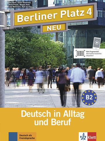 Berliner Platz 4 Neu Lehr Und Arbeitsbuch Mit 2 Audio Cds Zum