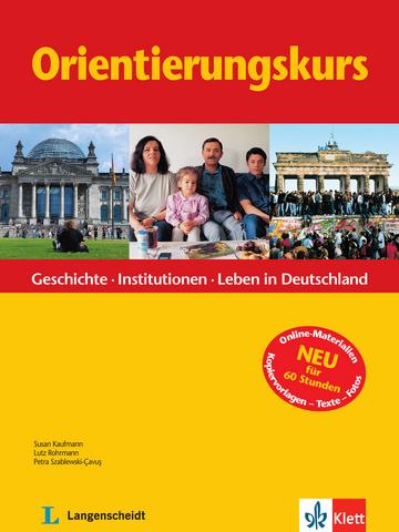 Orientierungskurs Ernst Klett Sprachen Tioticontscufonga