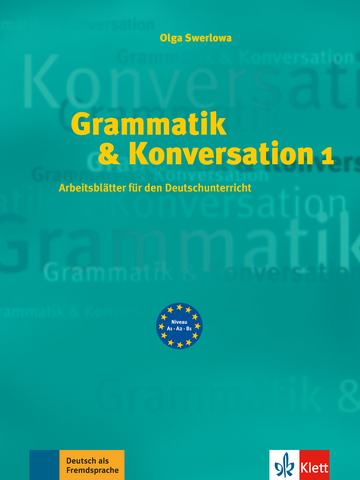 Grammatik & Konversation 1: | Klett Sprachen
