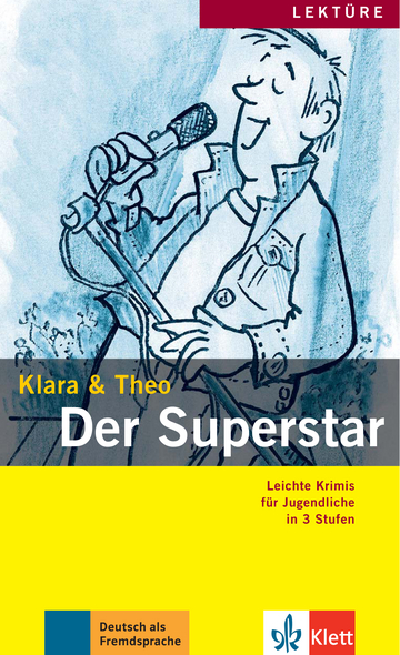 Cover Der Superstar 978-3-12-606433-0 Deutsch als Fremdsprache (DaF)