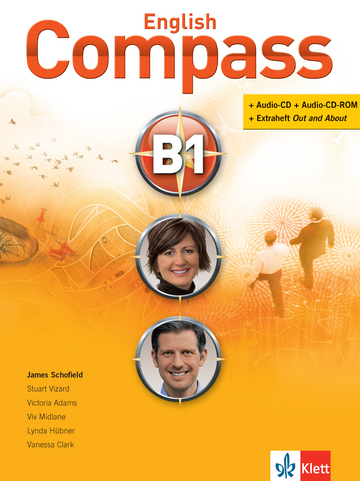Cover English Compass B1 978-3-12-606537-5 Englisch
