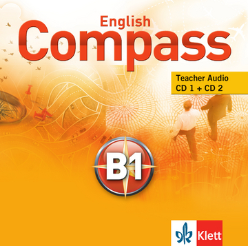 Cover English Compass B1 978-3-12-606538-2 Englisch