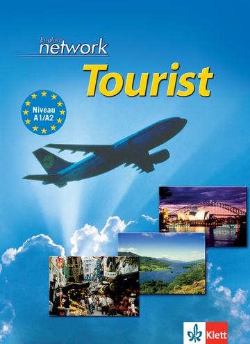 Cover English Network Tourist 978-3-12-606555-9 Englisch