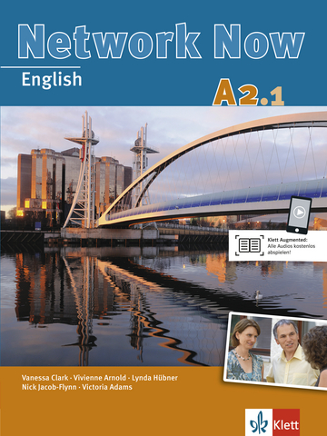 Cover Network Now A2.1 978-3-12-606591-7 Englisch