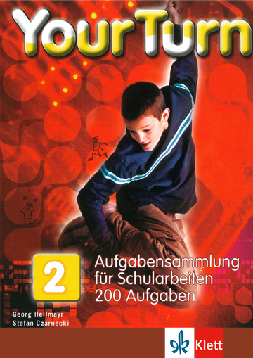 Cover Your Turn 2 978-3-12-606825-3 Englisch