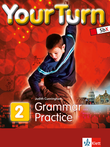 Cover Your Turn 2 978-3-12-606828-4 Englisch