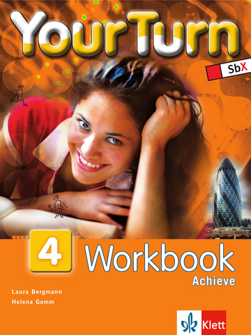 Cover Your Turn 4 978-3-12-606839-0 Englisch