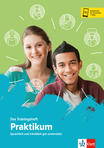 Cover Das Trainingsheft - Praktikum 978-3-12-666884-2