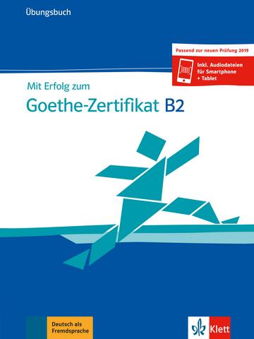Mit Erfolg Zum Goethe Zertifikat B2 Buch Online Klett Sprachen