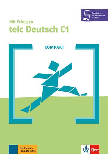 Kompakt Mit Erfolg Zu Telc Deutsch C1 Buch Online Angebot Klett