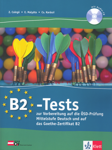 B2 Tests Testbuch Audio Cd Klett Sprachen