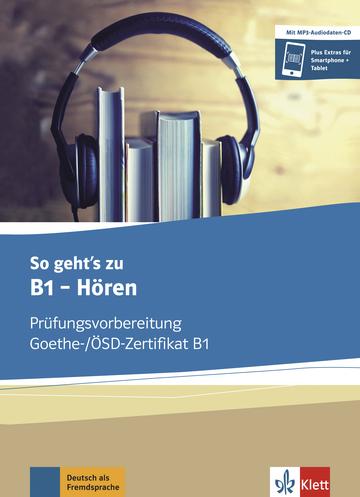 So Gehts Zu B1 Hören Buch Und Mp3 Audio Daten Cd Klett Sprachen