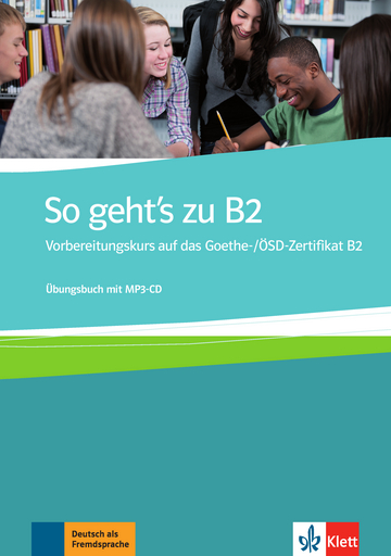 Book - Mit Erfolg zum Goethe-Zertifikat B2 Answers - PDF - learn German