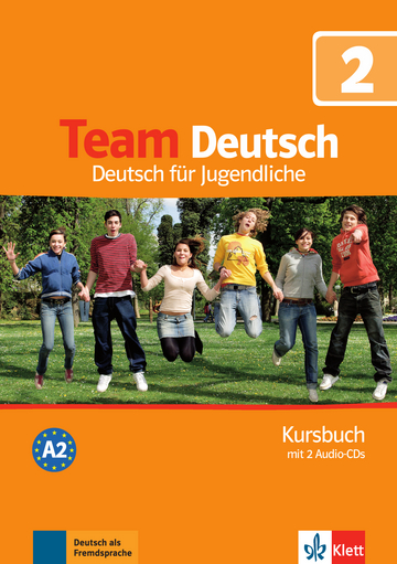 Cover Team Deutsch 2 978-3-12-675950-2 Deutsch als Fremdsprache (DaF)