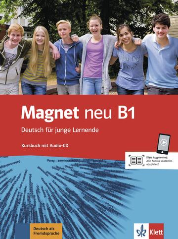 Magnet Neu B1 Kursbuch Mit Audio Cd Klett Sprachen