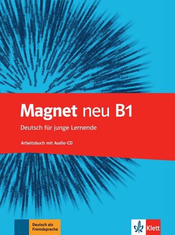Magnet Neu B1 Arbeitsbuch Mit Audio Cd Klett Sprachen