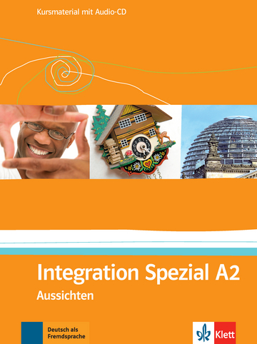 Cover Integration Spezial A2 978-3-12-676212-0 Deutsch als Fremdsprache (DaF)