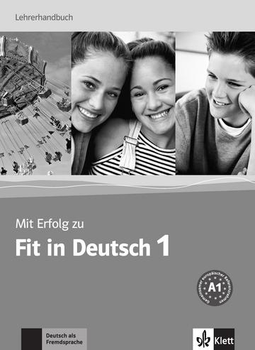 Mit Erfolg Zu Fit In Deutsch 1 Lehrerhandbuch Klett Sprachen