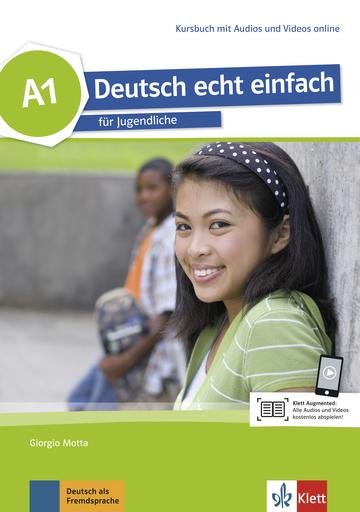 deutsch echt einfach a1 kursbuch mit audios und videos