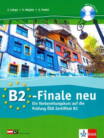 B2 Finale Neu übungsbuch Und Audio Cd Klett Sprachen