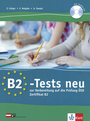 B2 Tests Neu Testbuch Und Audio Cd Klett Sprachen