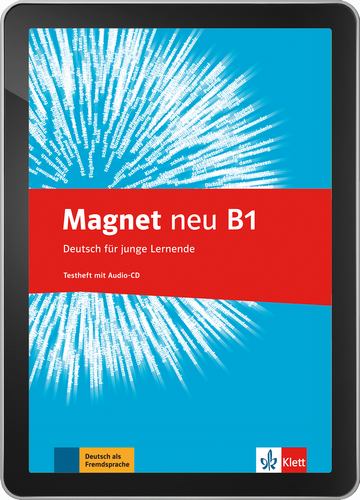 Cover Magnet neu B1 - Interaktive Tabletversion NP00867607801 Deutsch als Fremdsprache (DaF)