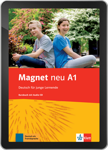 Cover Magnet neu A1 - Interaktive Tabletversion NP00867611201 Deutsch als Fremdsprache (DaF)