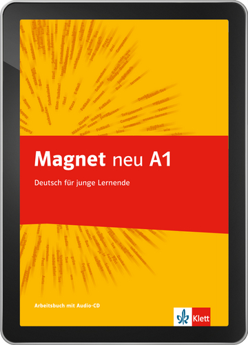 Cover Magnet neu A1 - Interaktive Tabletversion NP00867611301 Deutsch als Fremdsprache (DaF)