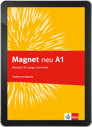 Cover Magnet neu A1 - Interaktive Tabletversion NP00867611401 Deutsch als Fremdsprache (DaF)