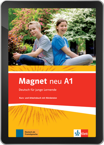 Cover Magnet neu A1 - Interaktive Tabletversion NP00867611501 Deutsch als Fremdsprache (DaF)