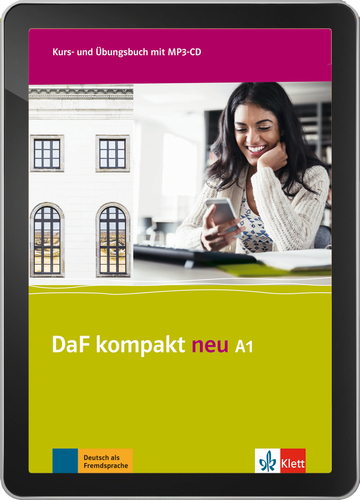 Cover DaF kompakt neu A1 - Interaktive Tabletversion NP00867617401 Deutsch als Fremdsprache (DaF)