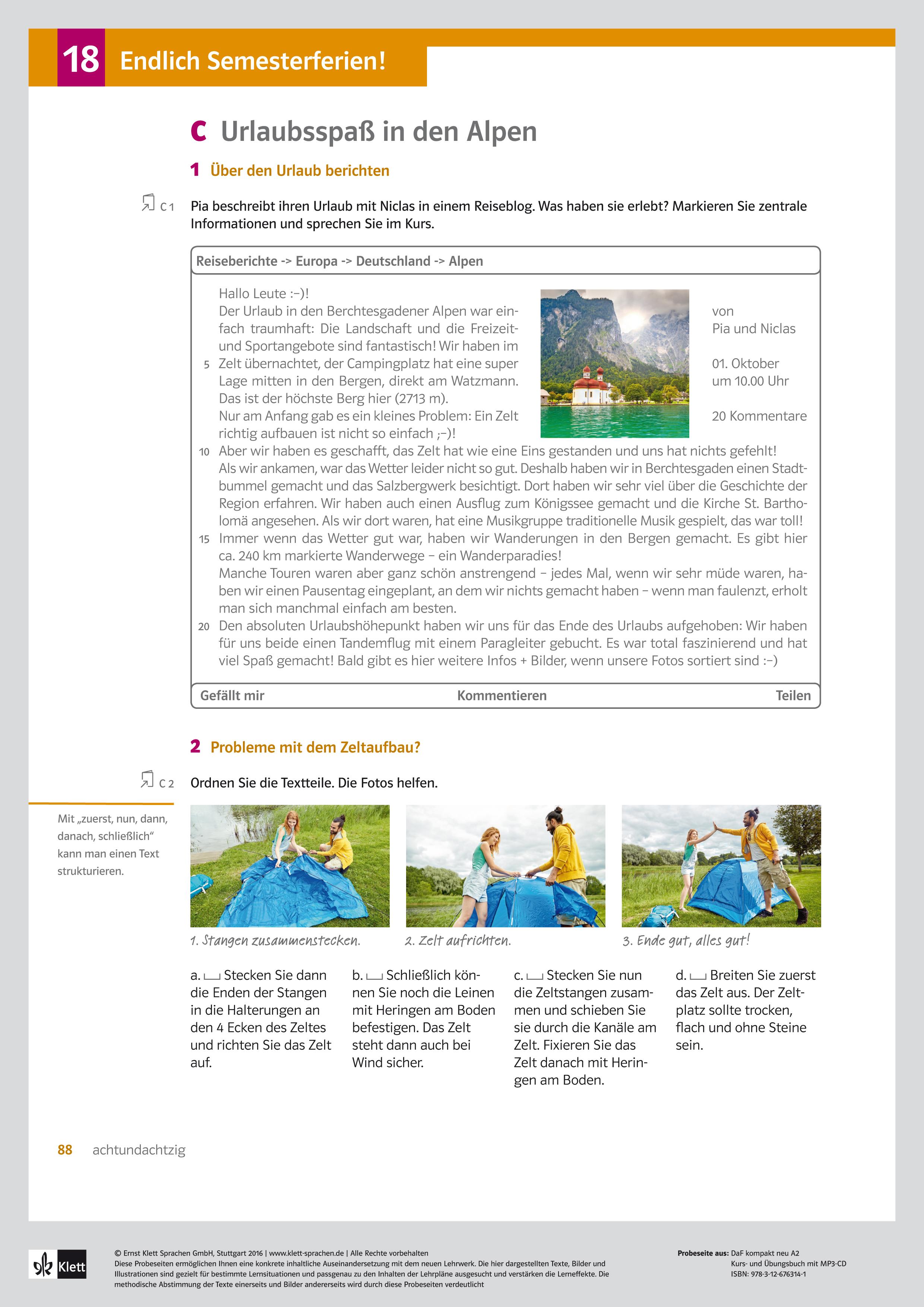 derdieDaF-Arbeitsblätter | derdieDaF-online | Deutsch als ...