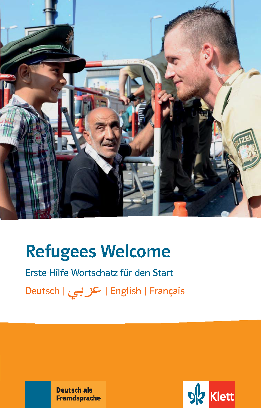 Online blättern in Refugees Welcome