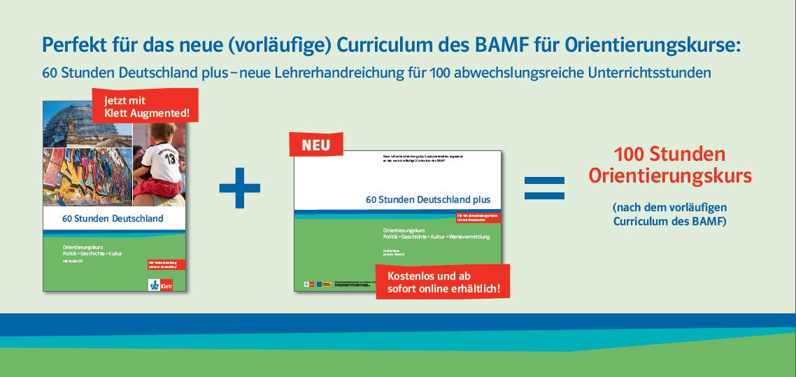 60 Stunden Deutschland   mit Testvorbereitung Leben in Deutschland