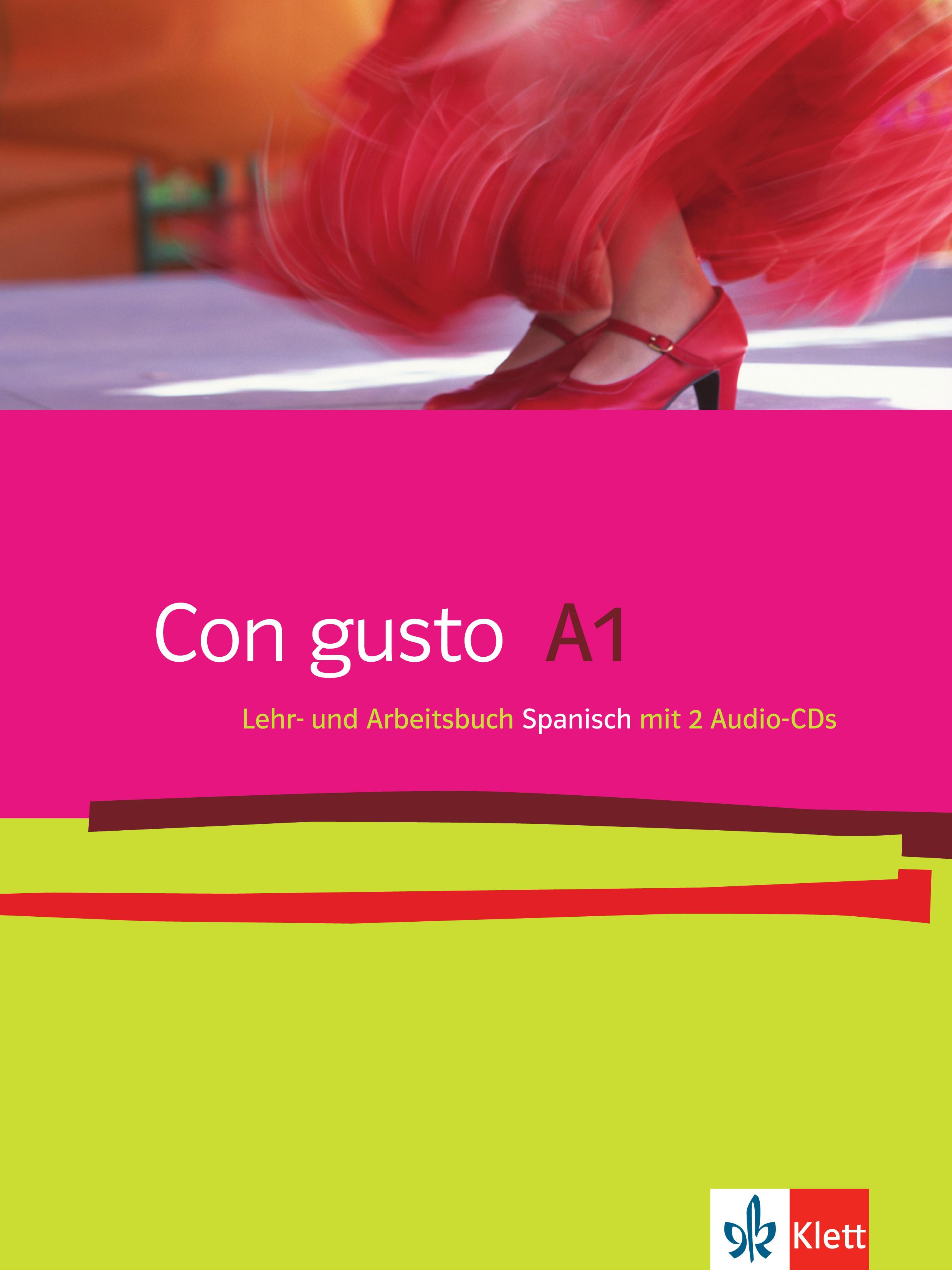 Con gusto | Lehrwerk | Spanisch | Klett Sprachen